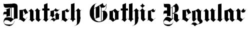 Deutsch_gothic