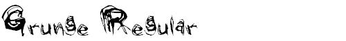 Grunge_regular