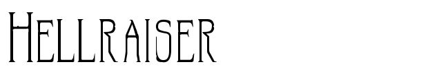 Hellraiser SC
