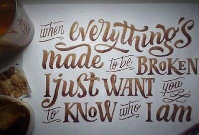 Шрифты для тату - лучший способ подчеркнуть свою индивидуальность.